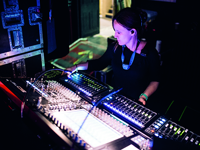 THE ROLE OF A SOUND ENGINEER